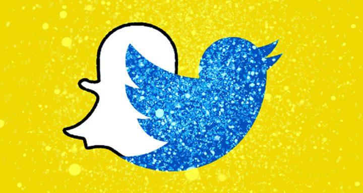 تويتر تسمح بنشر التغريدات على سناب شات