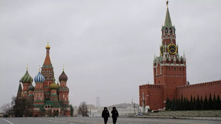 450 حالة وفاة بكورونا  في روسيا خلال 24 ساعة