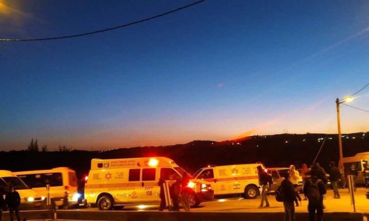 إصابة فتى بجراح خطيرة في جريمة إطلاق نار