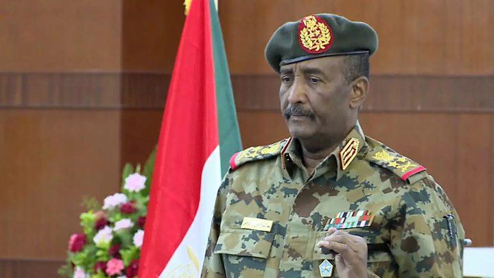 البرهان: خروج السودان من قائمة الإرهاب يدعم الانتقال الديمقراطي