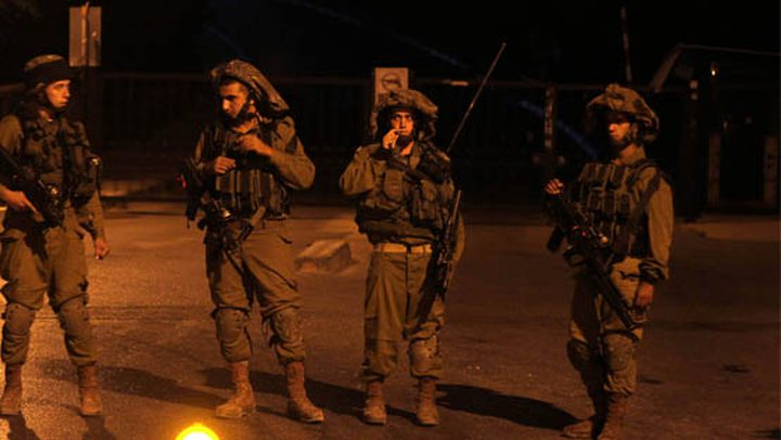 الاحتلال يقتحم العيسوية ويعتقل فتى مقدسيا مُصابا