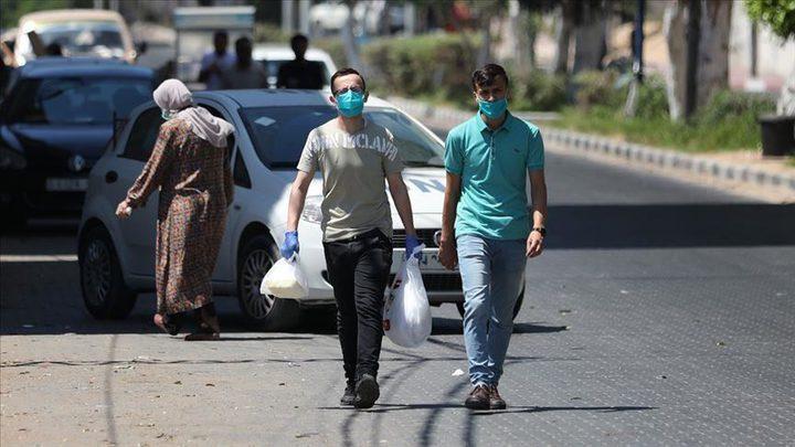 8 حالات وفاة و 157 اصابة جديدة بكورونا في غزة