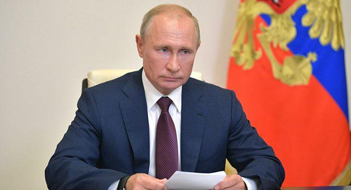 بوتين يهنئ بايدن على فوزه بالرئاسة الأمريكية