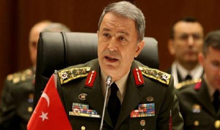 الدفاع التركية: العقوبات الأمريكية هزت جميع أسس التحالف مع واشنطن