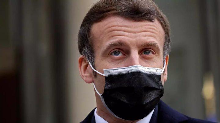 """إصابة الرئيس الفرنسي """"ماكرون"""" بفيروس كورونا"""