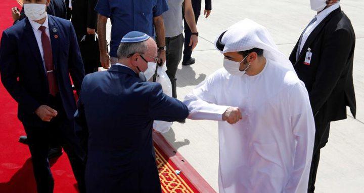"""""""إسرائيل"""" تحدد موعد افتتاح سفارتها في الإمارات"""