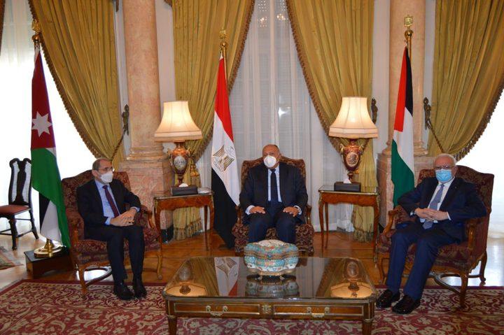 فلسطين ومصر والأردن :ضرورة إنهاء الانقسام وتوحيد الصف الفلسطيني