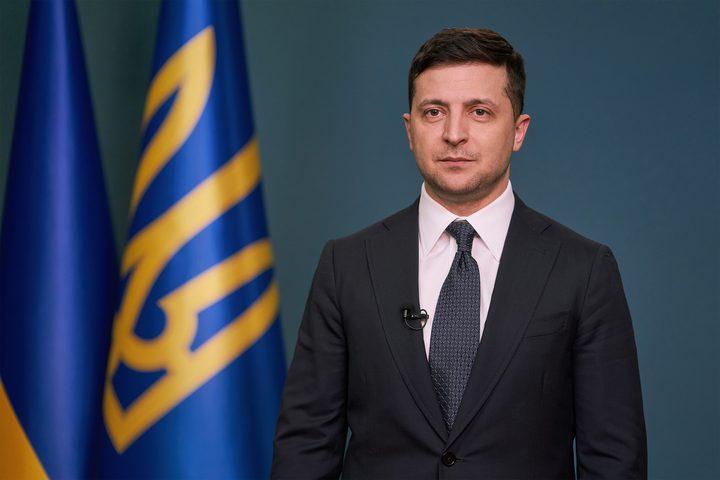الرئيس الأوكراني يشكي من رغبة مواطنيه في الحصول على اللقاح الروسي