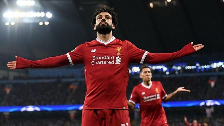 صلاح أول لاعب في تاريخ نادي ليفربول يشارك كبديل ويساهم في 3 أهداف