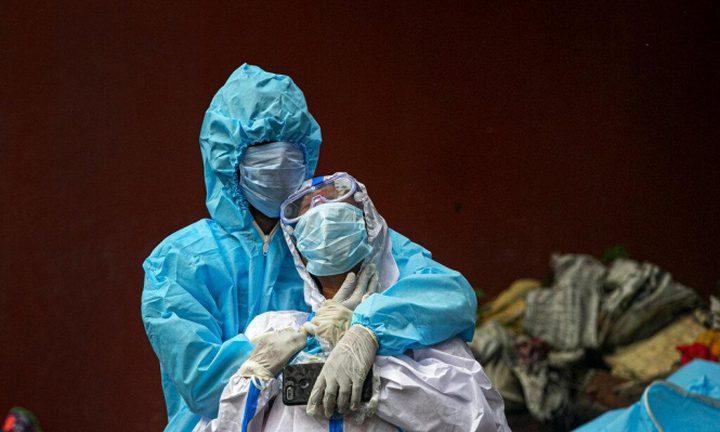 نحو مليون و692 ألف وفاة بكورونا حول العالم
