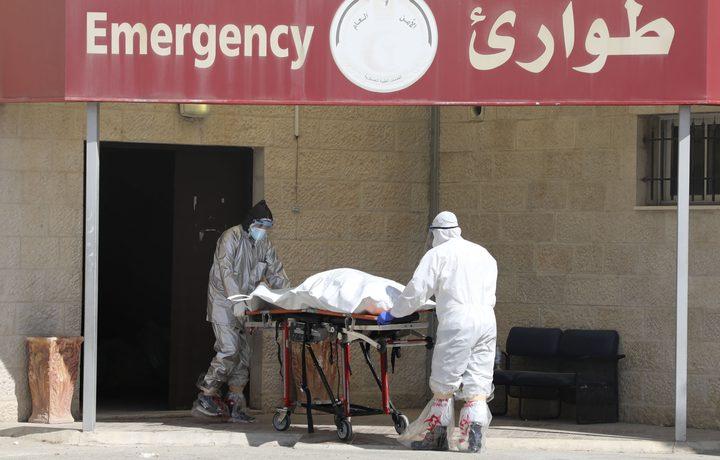 الرجوب:حالات الوفاة بكورونا في جنين تقترب من 100