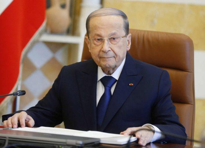 عون: الفساد هو الكارثة الأكبر في لبنان