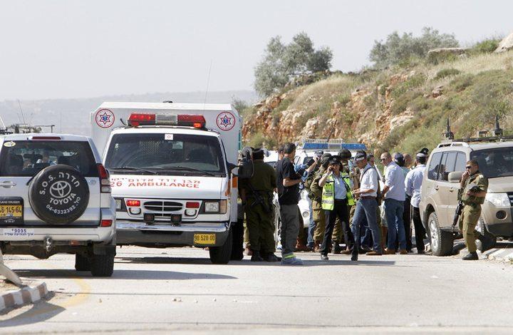 مصرع مستوطن وإصابة 4 آخرين بعد مهاجمتهم فلسطينيين قرب رام الله