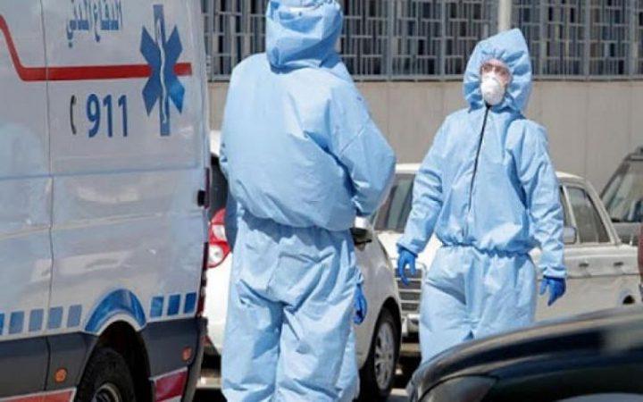 """الأردن: 23 وفاة و2444 إصابة جديدة بـ""""كورونا"""""""