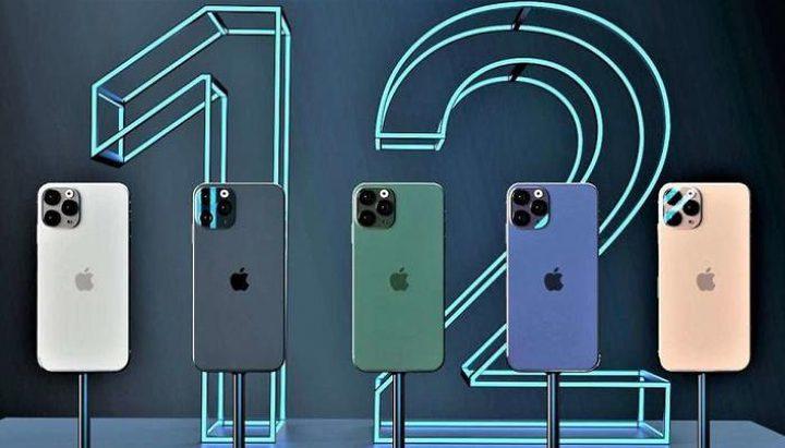 هواتف آيفون 12 تتربع على عرش مبيعات هواتف الجيل الخامس