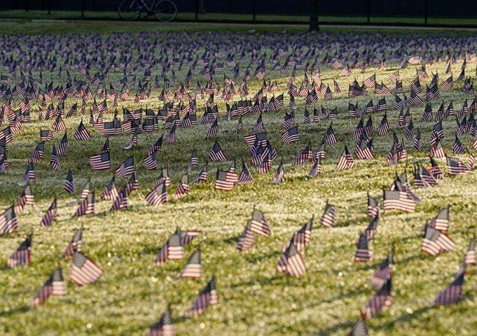 في أسبوع ... أمريكا تشهد كل 33 ثانية وفاة بفايروس كورونا