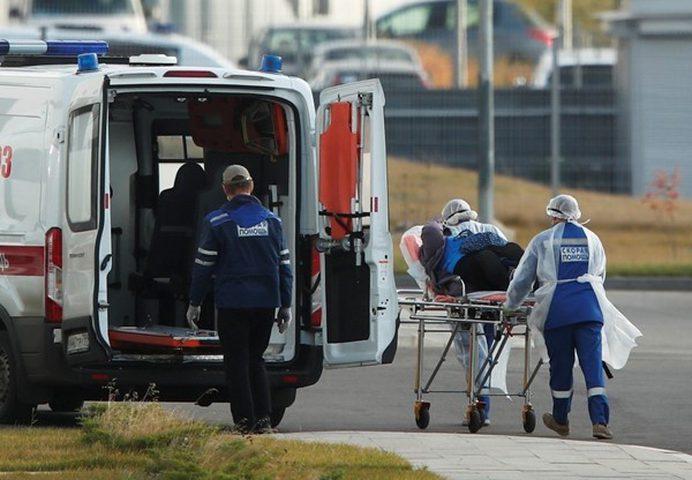 28776 إصابة جديدة بكورونا في روسيا خلال 24 ساعة