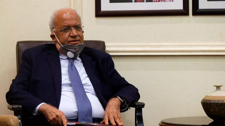 مسؤول فلسطيني: منظمة التحرير لم تبحث عن بديل لعريقات لغاية الآن