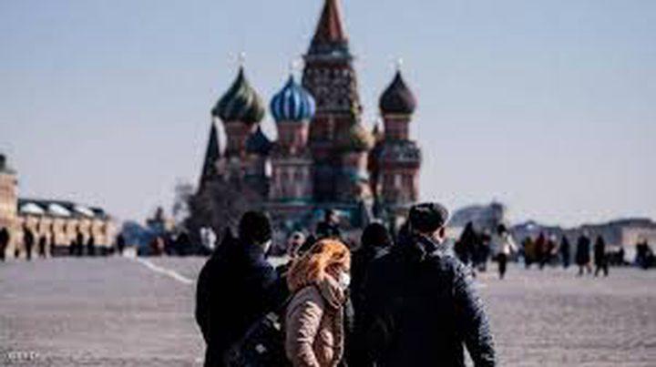 روسيا تسجل أقل من 28 ألف إصابة يومية بكورونا لأول مرة منذ أسبوع