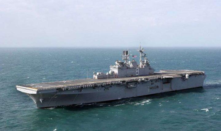 مدمرة أمريكية تصل قبالة سواحل الصومال لسحب القوات الأمريكية