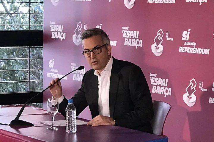 فونت يقطع وعدًا جريئًا بإعادة تشافي إلى برشلونة