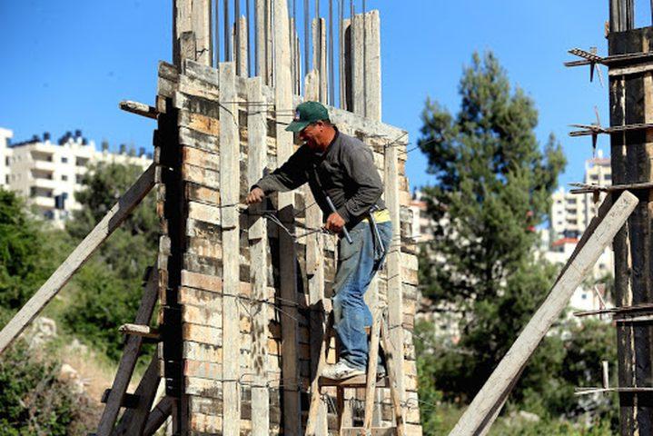 الإحصاء: ارتفاع مؤشر أسعار تكاليف البناء للمباني