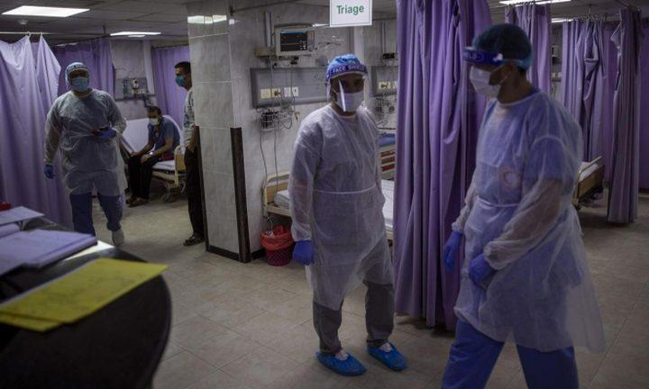 المجتمع العربي: 21 وفاة و2,755 إصابة بفيروس كورونا خلال الأسبوع