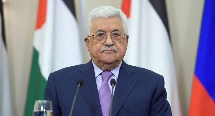 الرئيس عباس: صامدون وواثقون من النصر ونستحق العدالة لقضيتنا
