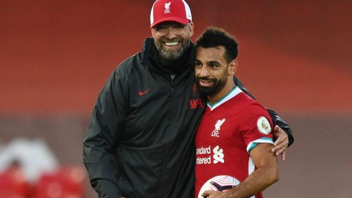 كلوب: محمد صلاح يمر بلحظات جيدة مع ليفربول