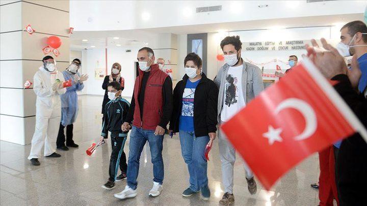 تركيا: وفيات كورونا اليومية تتعدى الـ250 لليوم الرابع على التوالي