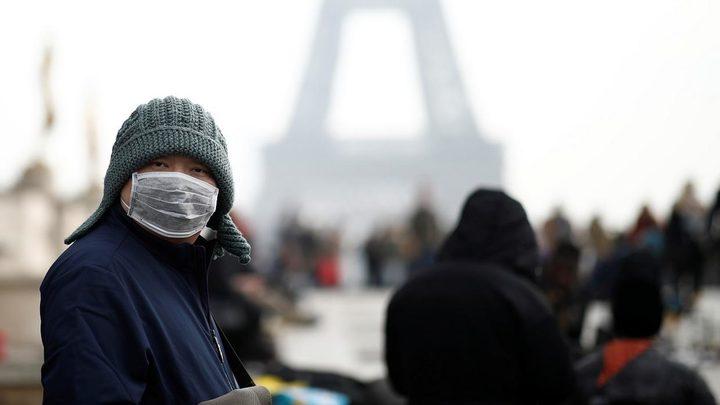 تسجل 21634 إصابة و292 وفاة جديدة بكورونا في فرنسا