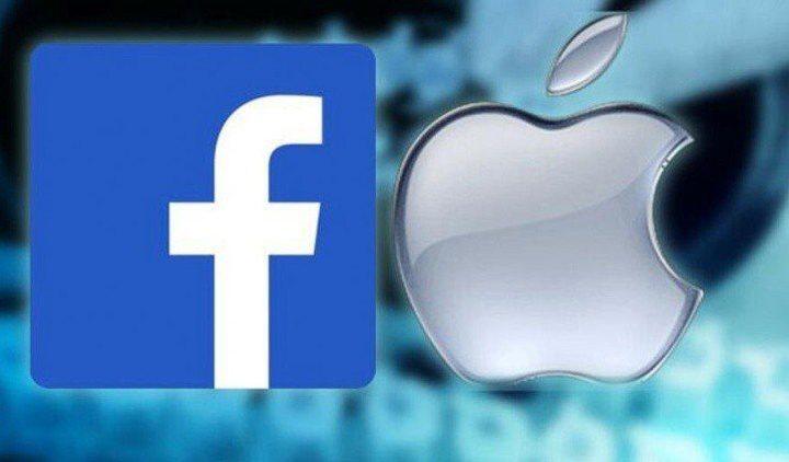 """موقع """"Facebook"""" يزيل علامة التوثيق من الصفحة الرسمية لـApple"""