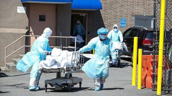 نحو مليون و738 ألف وفاة بكورونا حول العالم