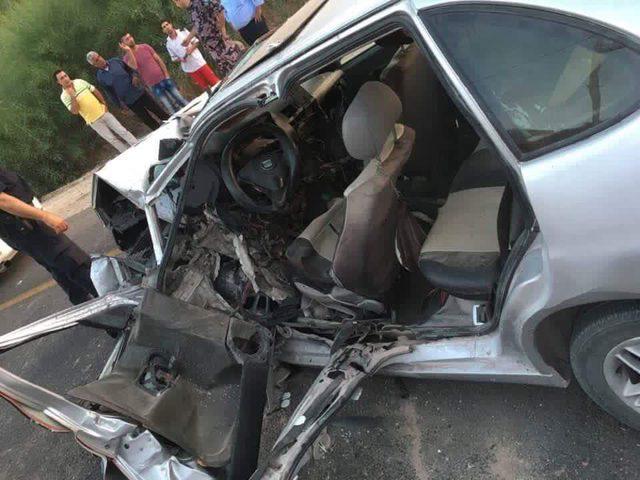 وفاة شاب إثر حادث سير ذاتي في نابلس