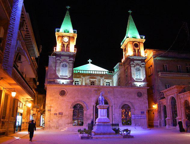 عبد الهادي يهنئ الكنائس المسيحية في سوريا بعيد الميلاد المجيد