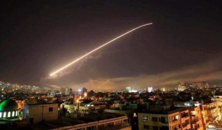 """قتلى إثر عدوان """"إسرائيلي"""" على سوريا"""