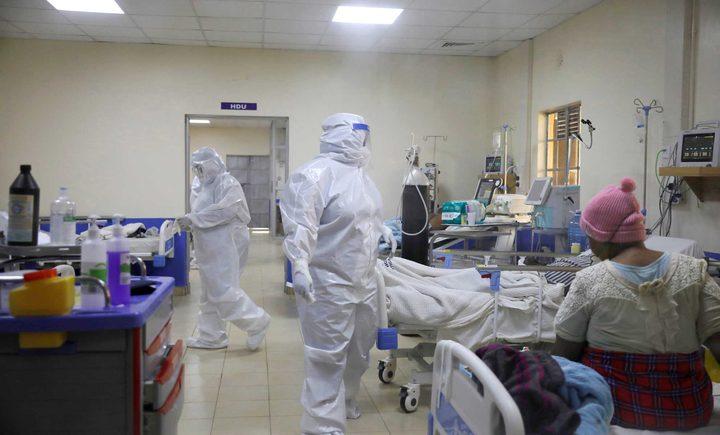 80% من حالات كورونا الجديدة  جنوب افريقيا تحمل الفيروس المتحور