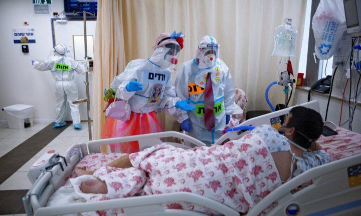 3958 إصابة جديدة بفيروس كورونا في دولة الاحتلال