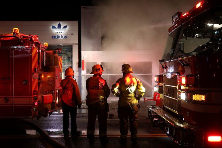 إصابات جراء انفجار قوي وسط ناشفيل الأمريكية