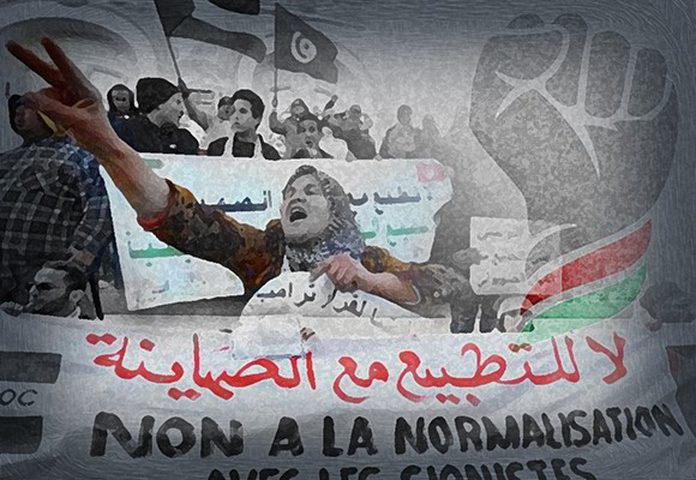 2020 عام التطبيع وانقلاب في العلاقات العربية الاسرائيلية