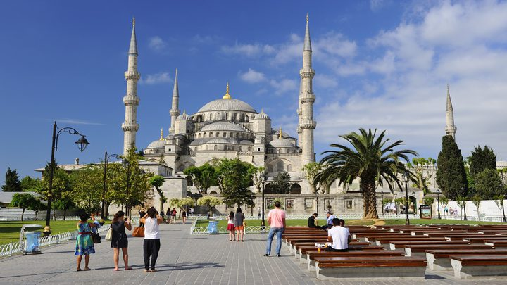 السياحة التركية: تراجع حاد في الوافدين الأجانب
