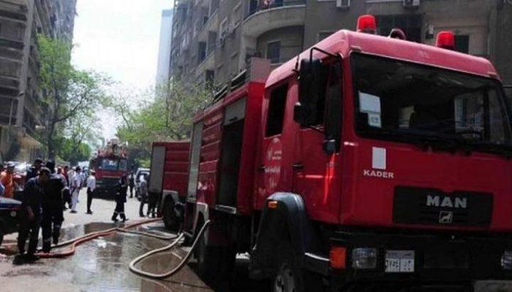 مصرع 7 أشخاص بحريق في مستشفى لعزل مرضى كورونا بمصر