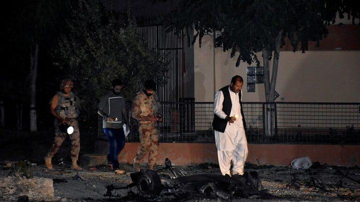 قتلى واصابات بانفجار في ولاية بلوشستان الباكستانية