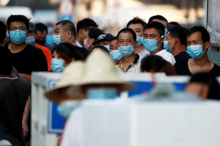 """الصين ... بكين تشدد قيود """"كوفيد-19"""" بعد تسجيل عدد من الحالات"""
