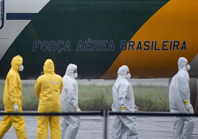البرازيل تؤكد أكثر من 17 ألف إصابة بكورونا خلال ال24 ساعة الأحيرة