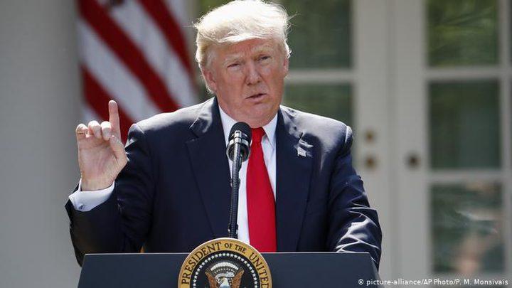 ترامب يطالب الجمهوريين في الكونغرس بـالتصعيد من أجل الرئاسة