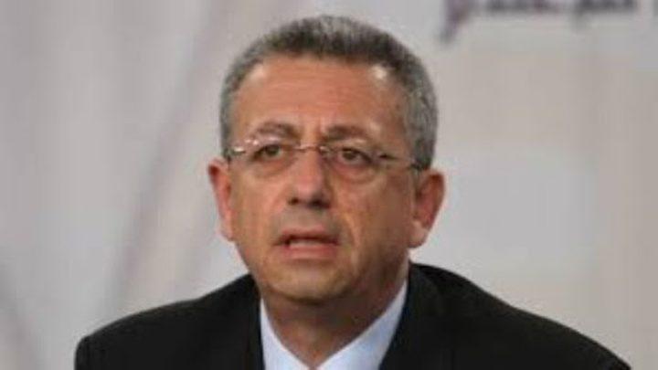 إصابة أمين عام المبادرة الوطنية الفلسطينية بكورونا