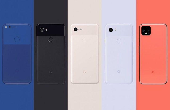غوغل تزود هواتف Pixel بميزات جديدة
