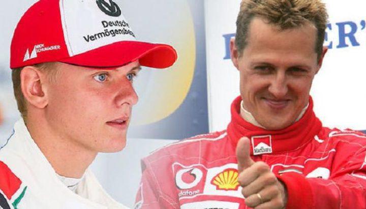 ميك شوماخر: والدي هو الأفضل في تاريخ فورمولا-1