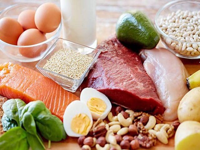 أهم الأغذية الغنية بالبروتين